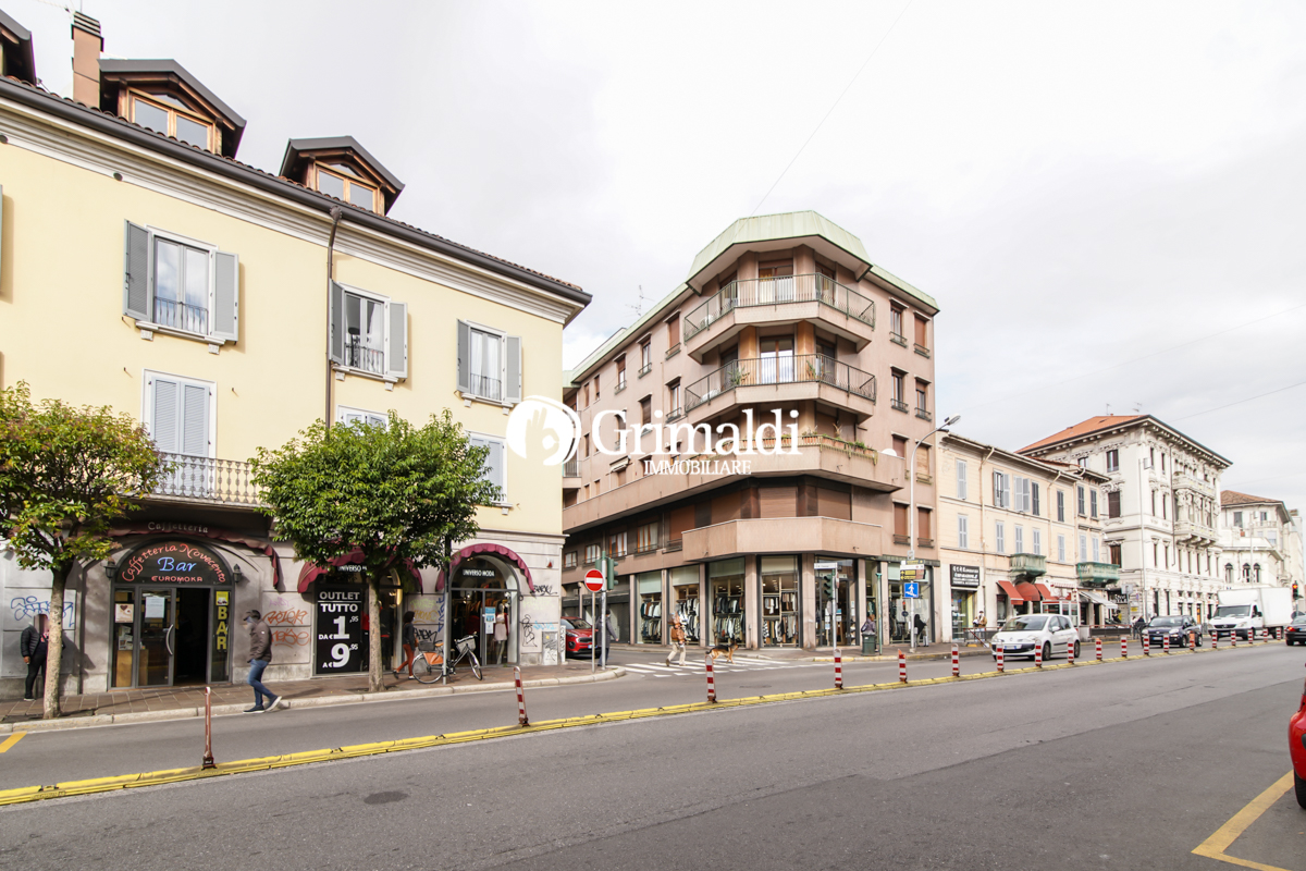 Monza Centro – Ampio appartamento