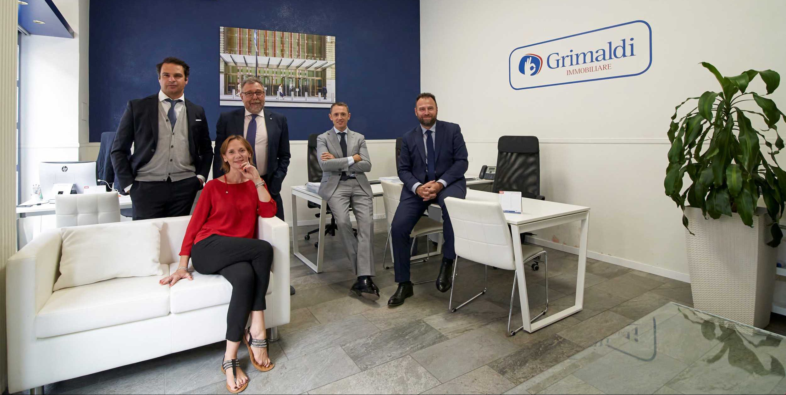 Grimaldi team